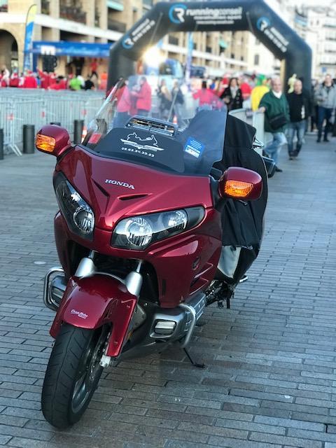 Montez, c'est parti avec Marseille Moto Taxi !